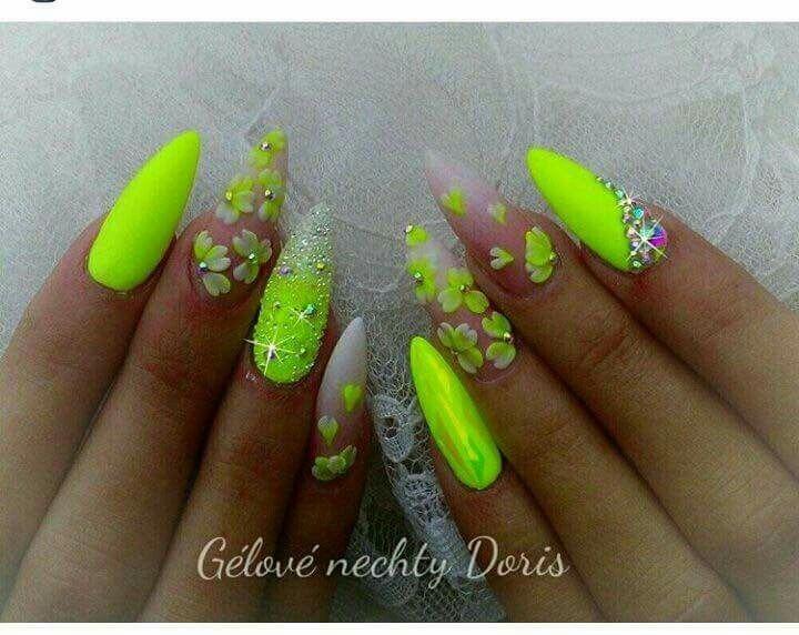 Pin de Vianey Vazquez en uñas face nuevas | Pinterest