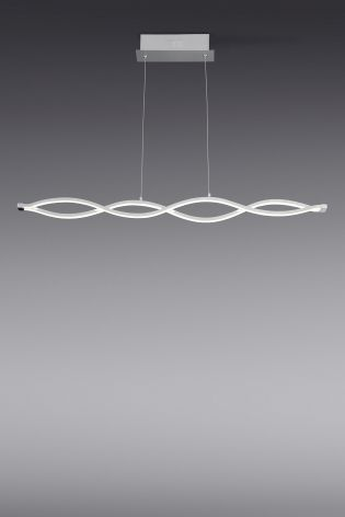 Buy wave led ceiling pendant from the next uk online shop hallway buy wave led ceiling pendant from the next uk online shop aloadofball Gallery