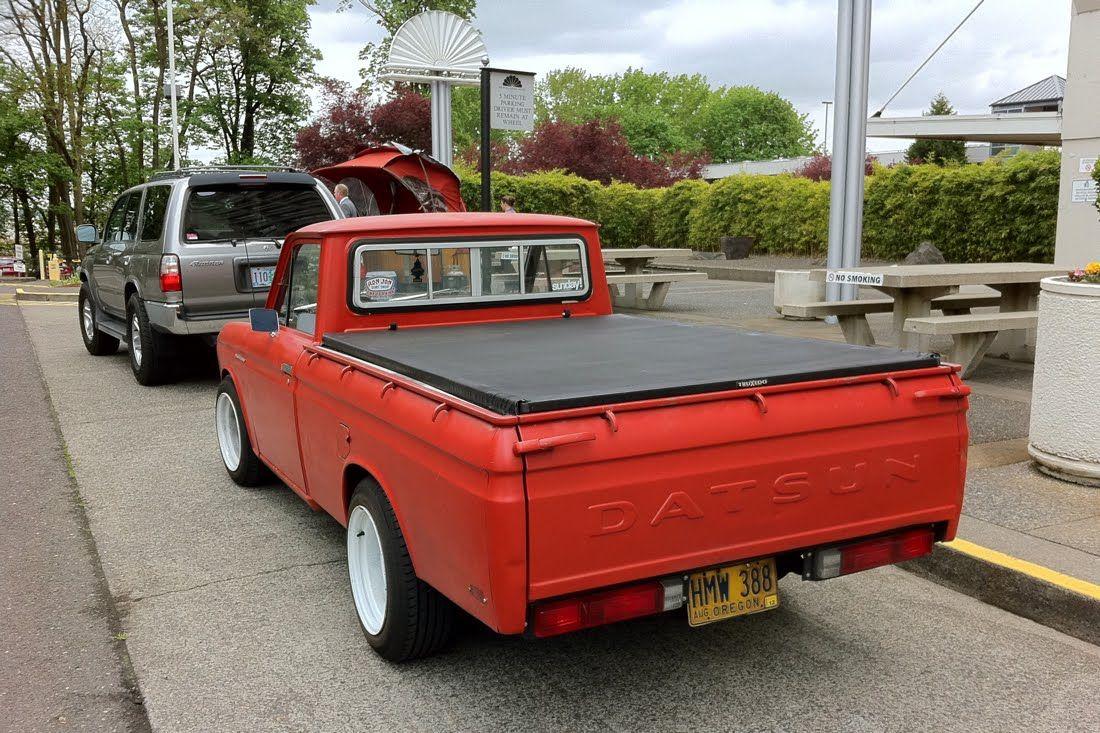 1969 69 datsun 521 1600 pickup truck nissan j15 engine half ton 2 rh pinterest com
