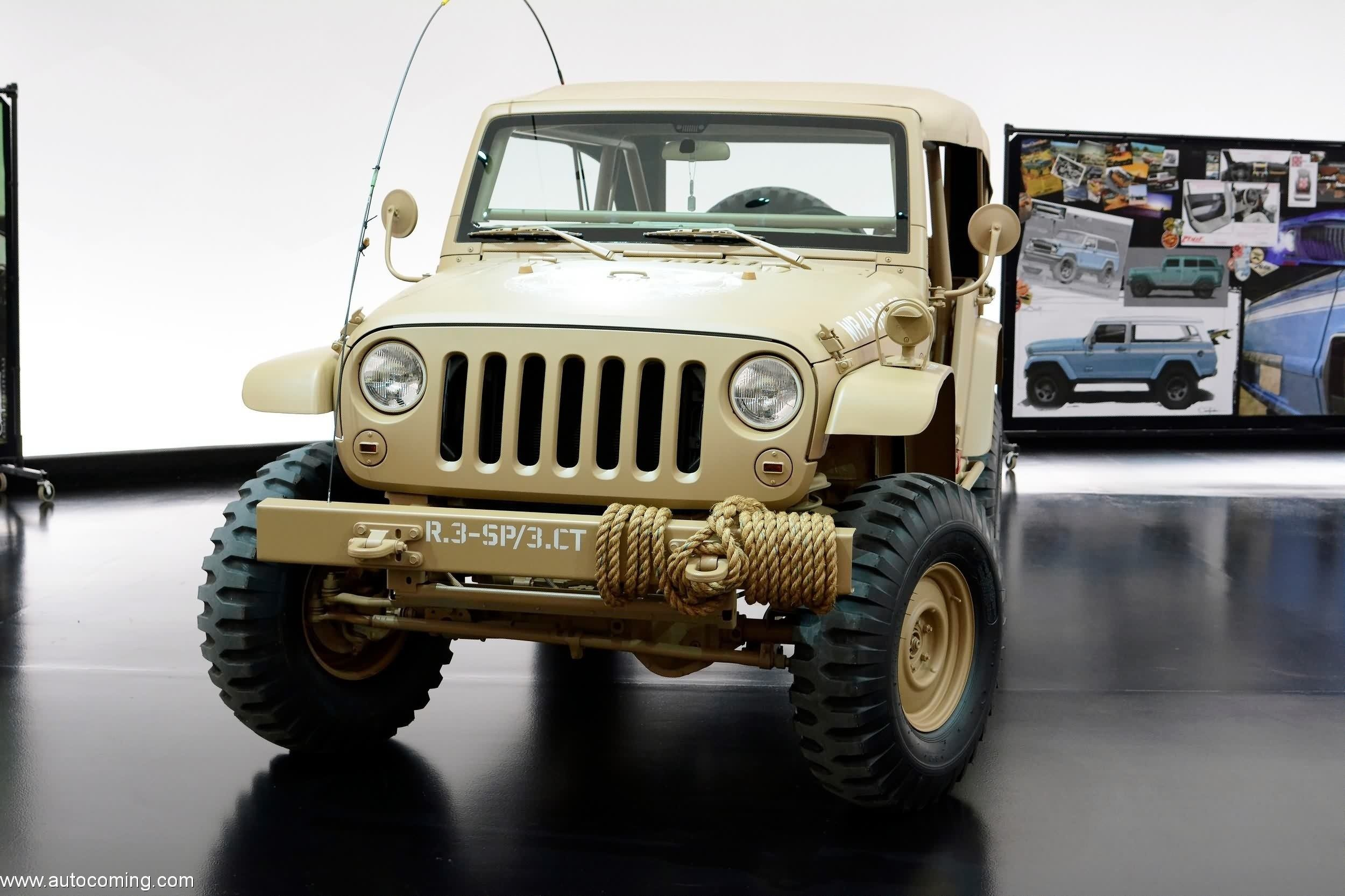 jeep anniversary wrangler unlimited pin sahara package