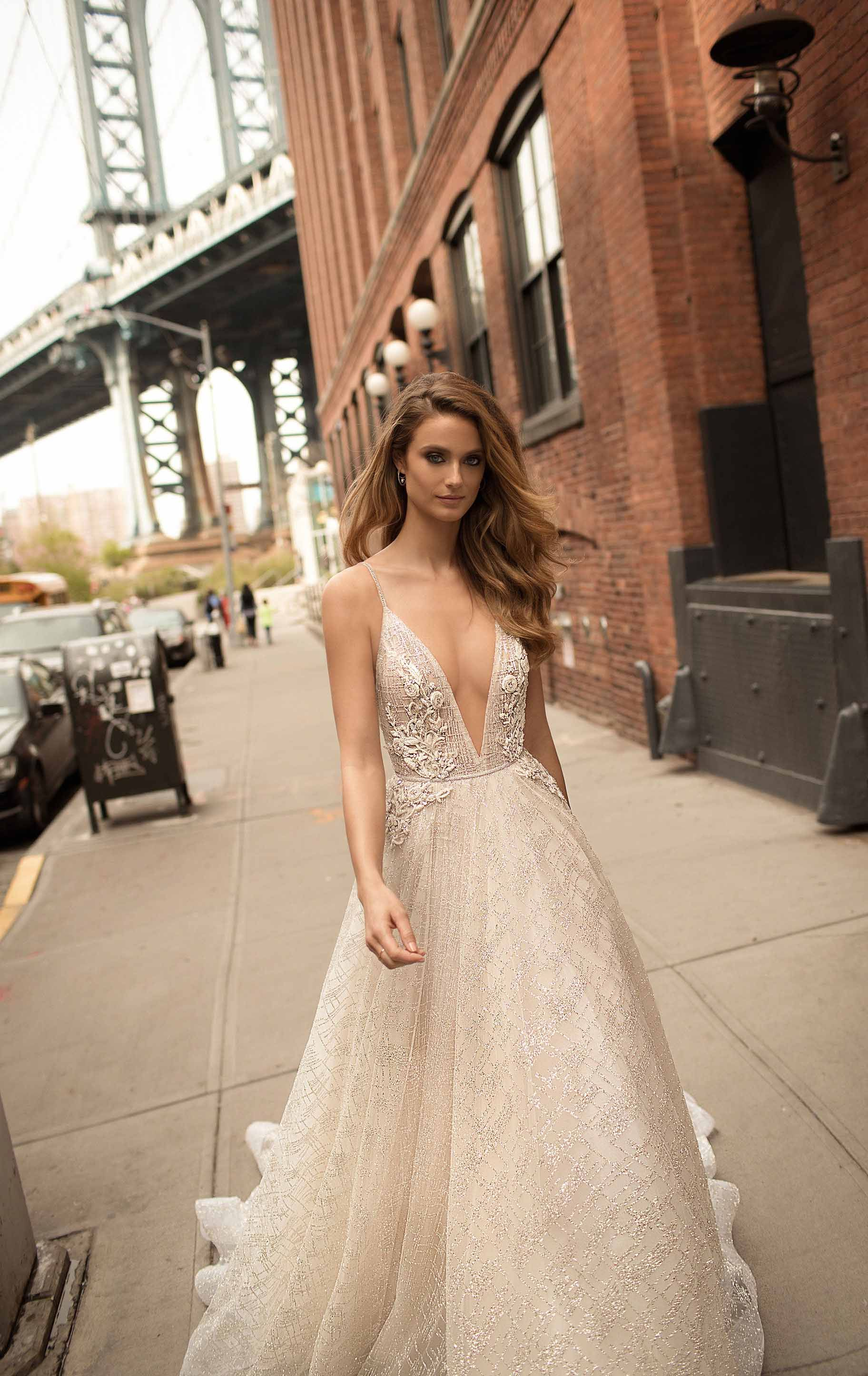 Latest berta wedding dresses spring collection photo ideas