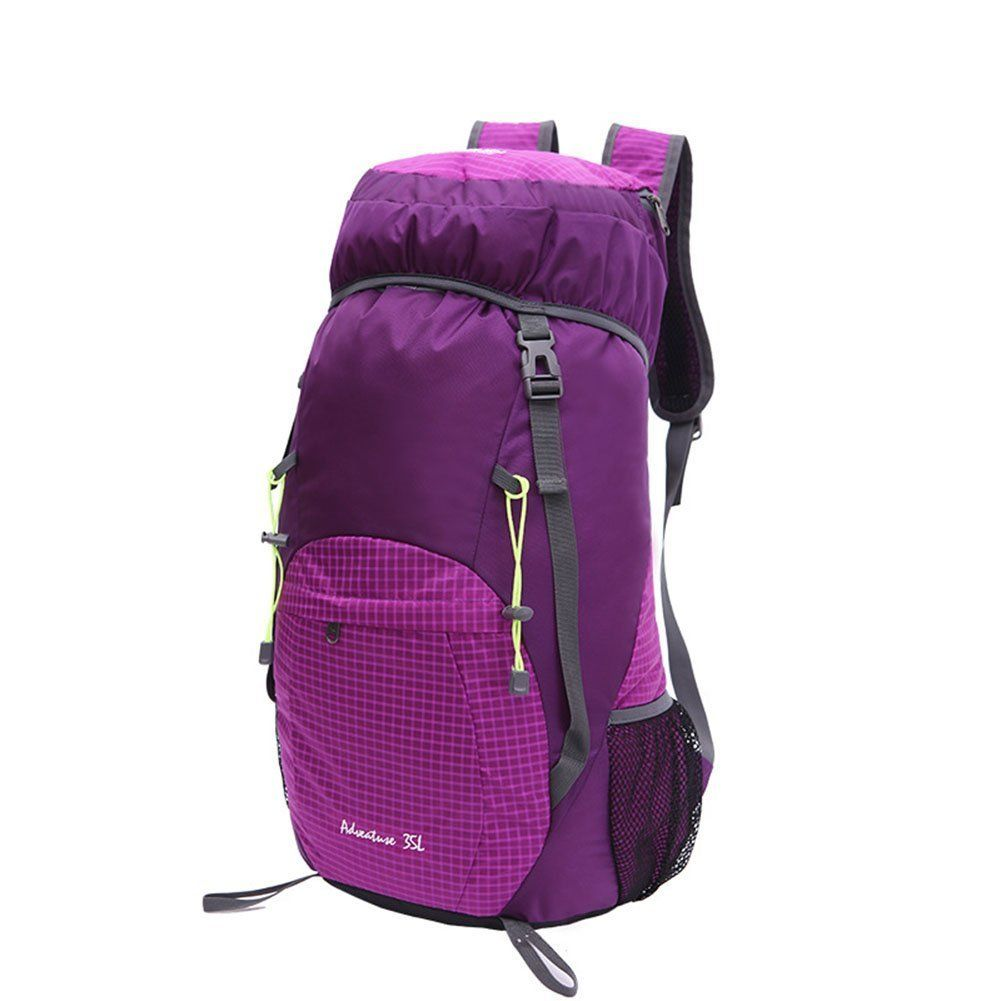 Ahyuan 35L Lightweight Travel Hiking Backpack Foldable Packable Hiking  Daypack     Check out this great image   Day backpacks bad1c9c41fa84
