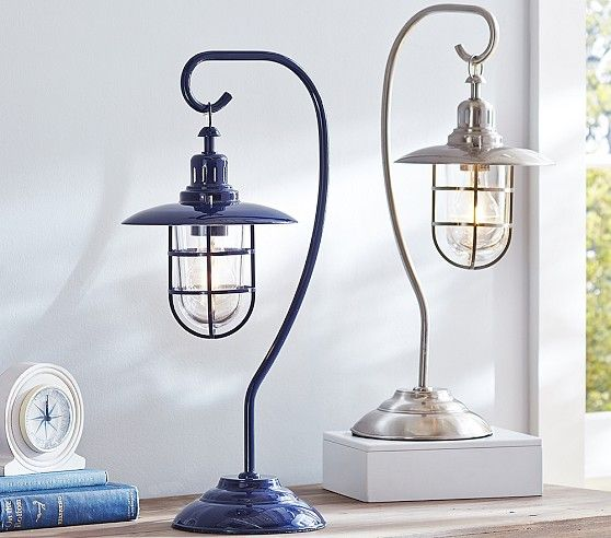 Fisherman Table Lamp | Pottery Barn Kids - Fisherman Table Lamp Pottery Barn Kids Kid Bedroom Inspiration