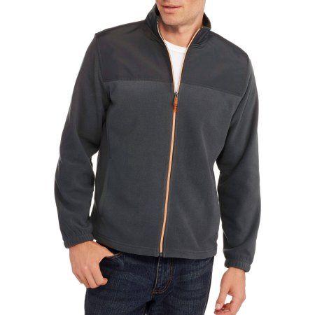 Starter Big Men s Winter Full Zip Fleece Jacket 9c78fa3eb4