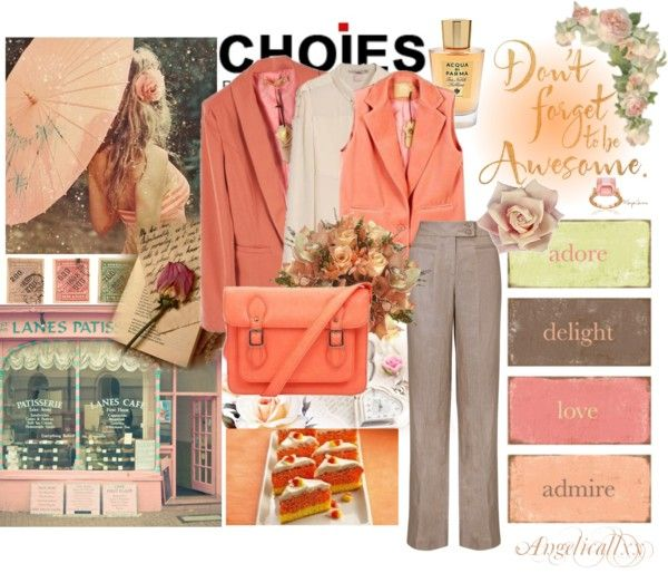 """""""Peaches"""" by angelicallxx ❤ liked on Polyvore"""