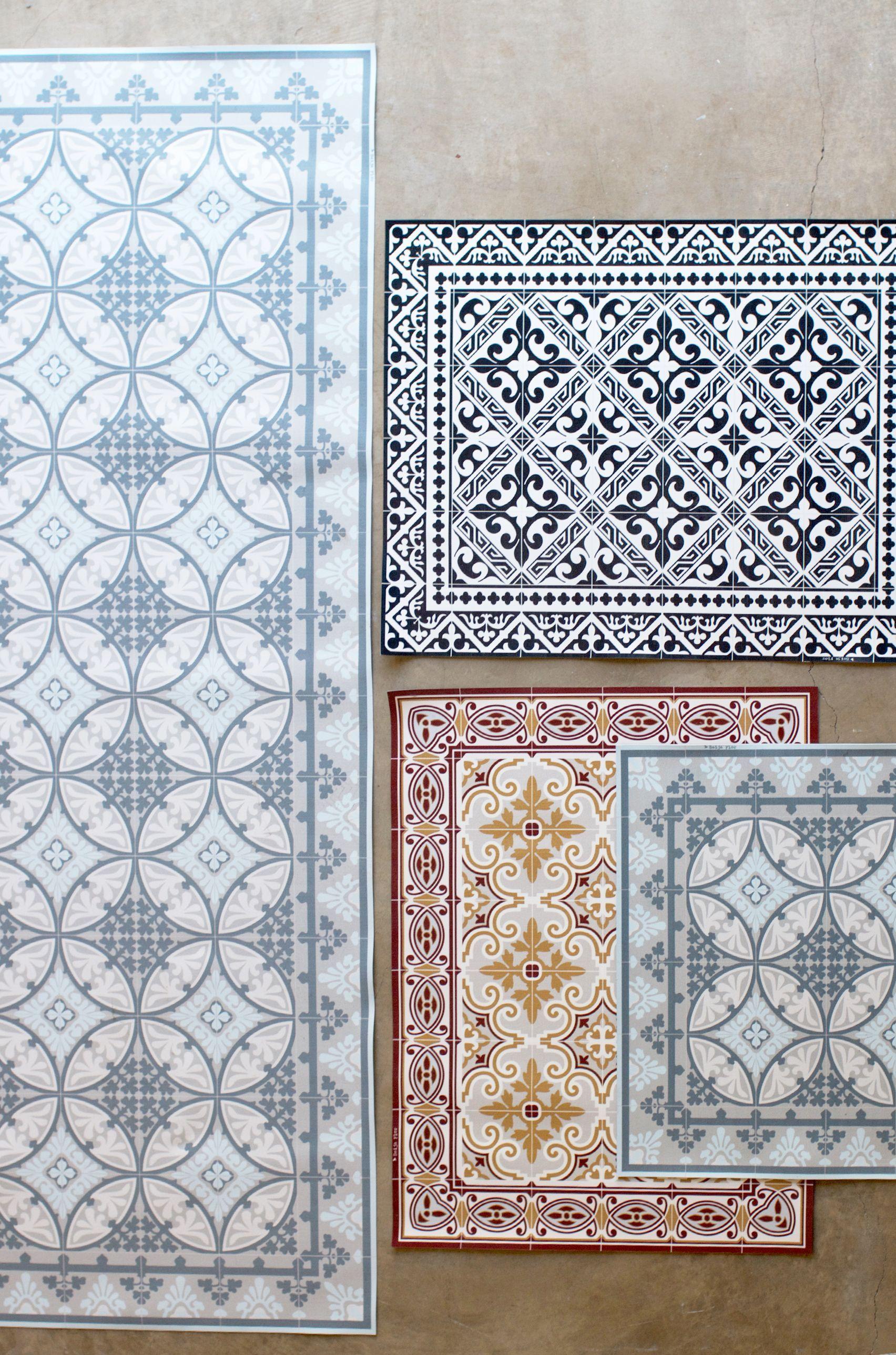 48 exellent kitchen tiles motif vinyl floor mat vinyl