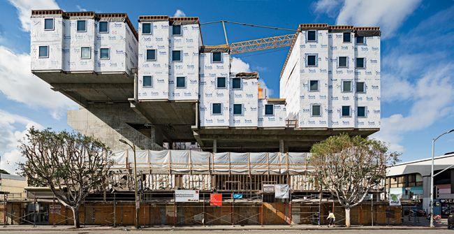 Star Apartments Unique Buildings Architecture Building