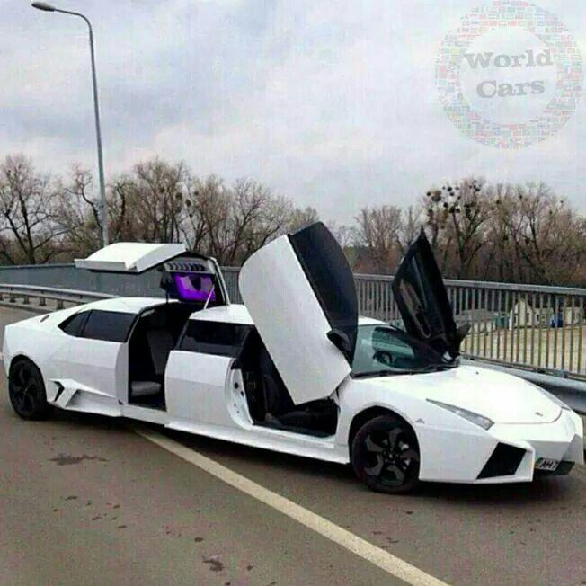 Lamborghini Limo Car Lamborghini Limousine Lamborghini