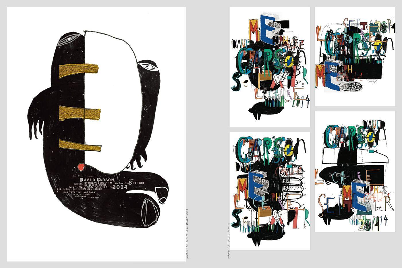 David carson design david carson