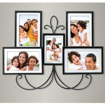 Costco: Burnes of Boston 5 Opening Chandelier Collage Photo Frame ...
