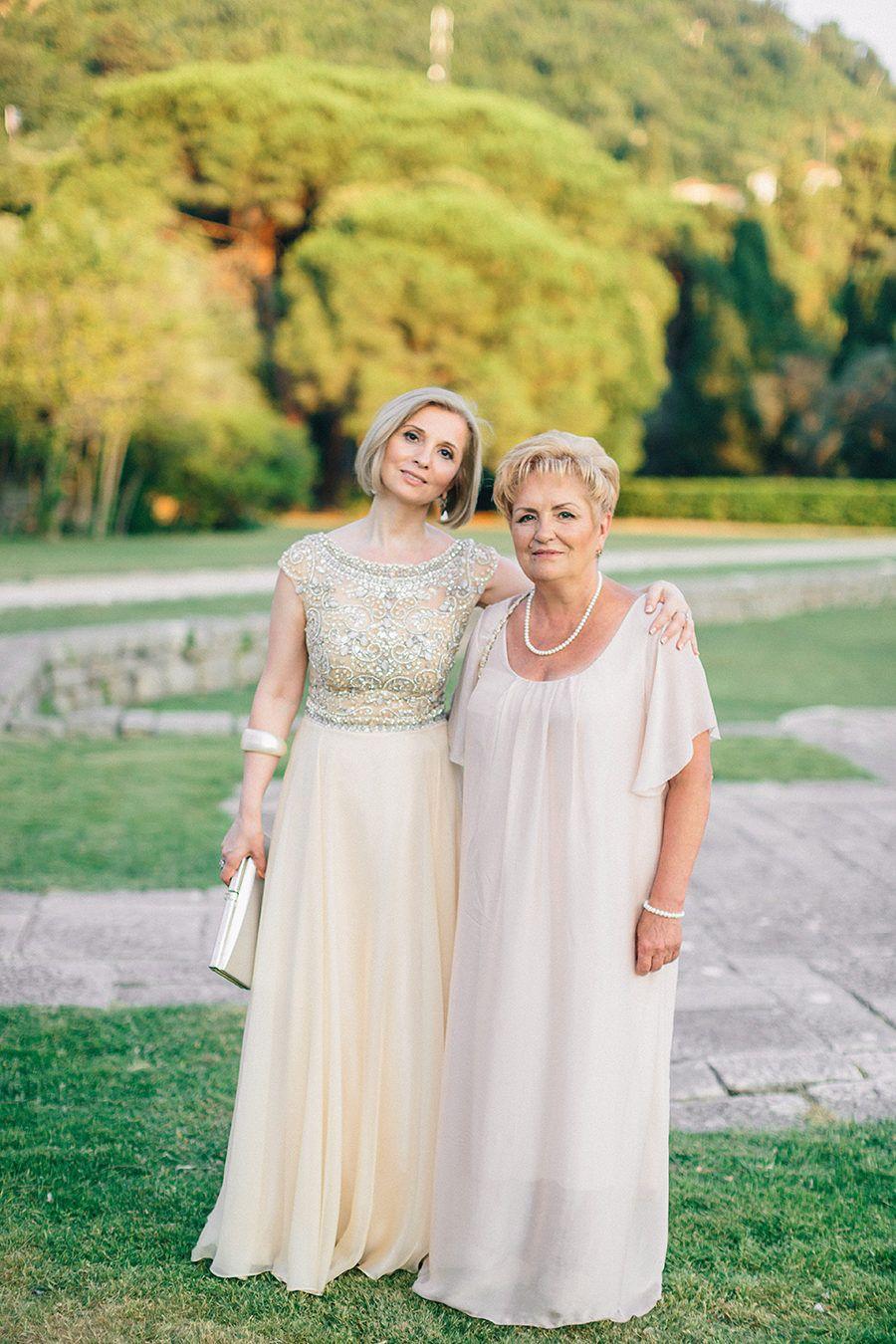 Intimate Villa Wedding In Montenegro Mother Wedding Dress Mother Of The Bride Mother Of The Bride Dresses [ 1350 x 900 Pixel ]