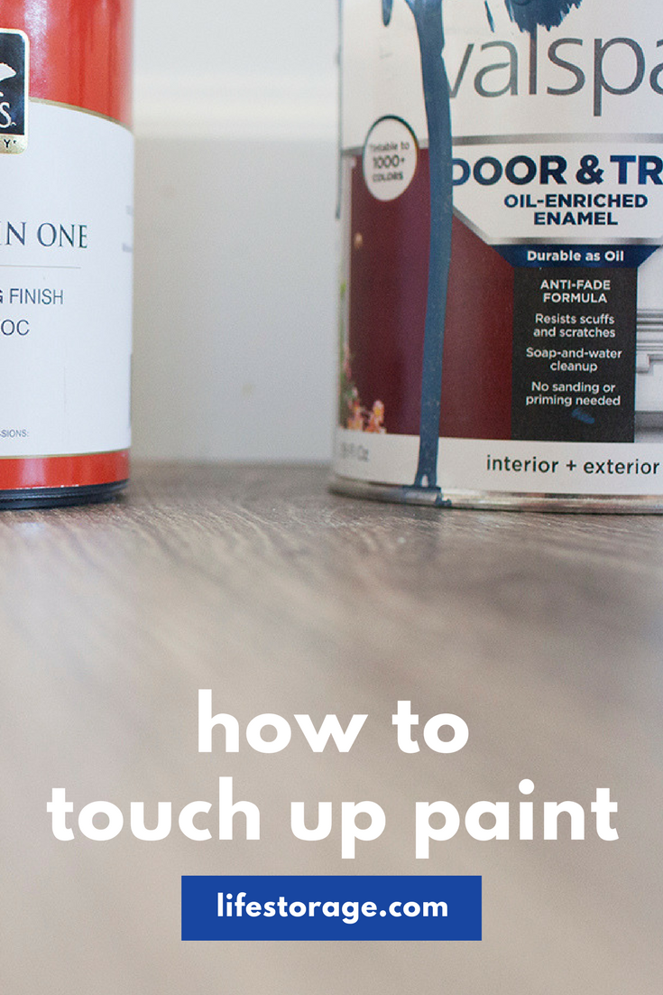 How To Touch Up Paint Like An Expert Touch Up Paint How To Make