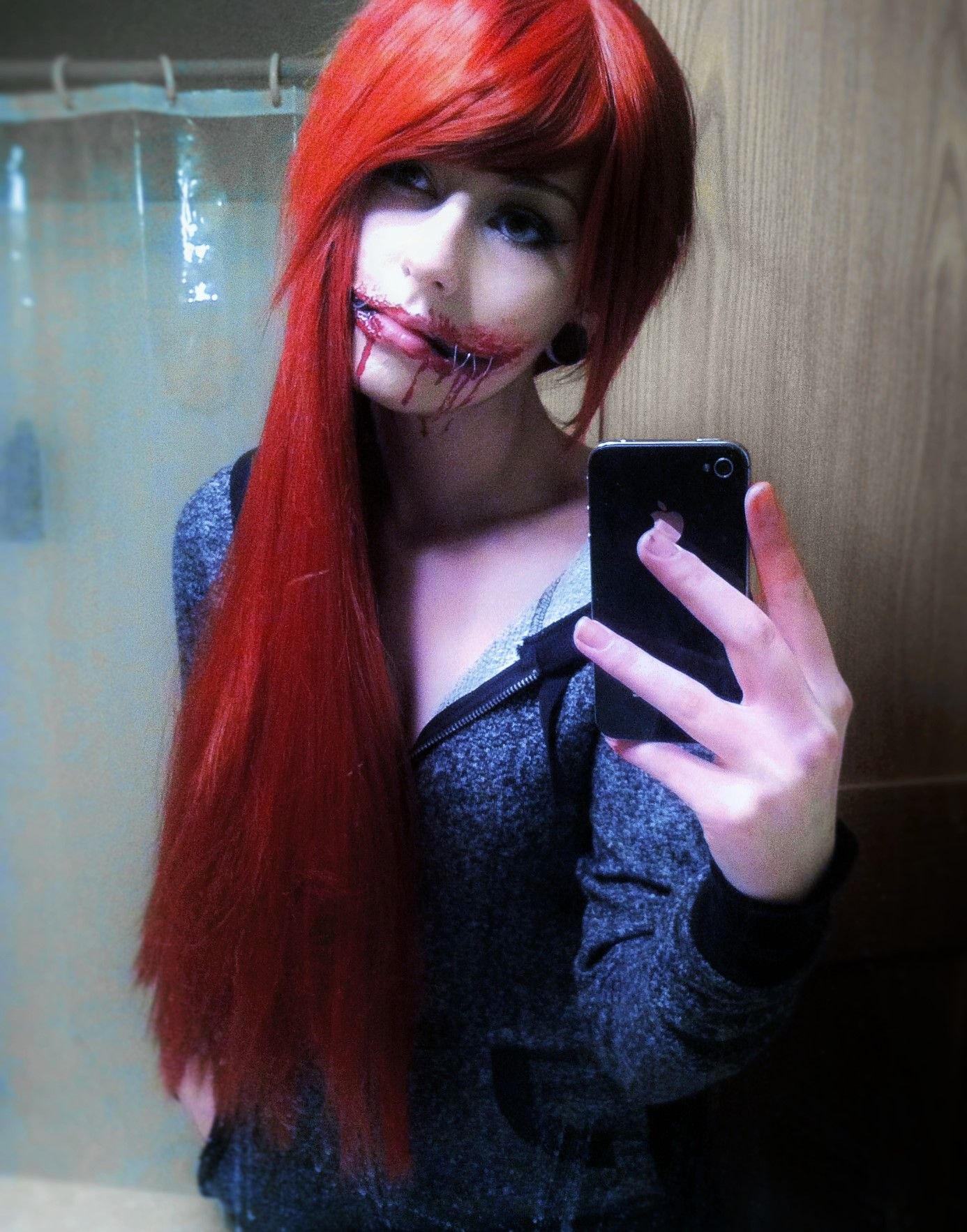 chelsea grin halloween special effects makeup zenana wolf - Halloween Effects Makeup
