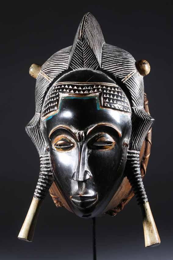 masque afrique ouest