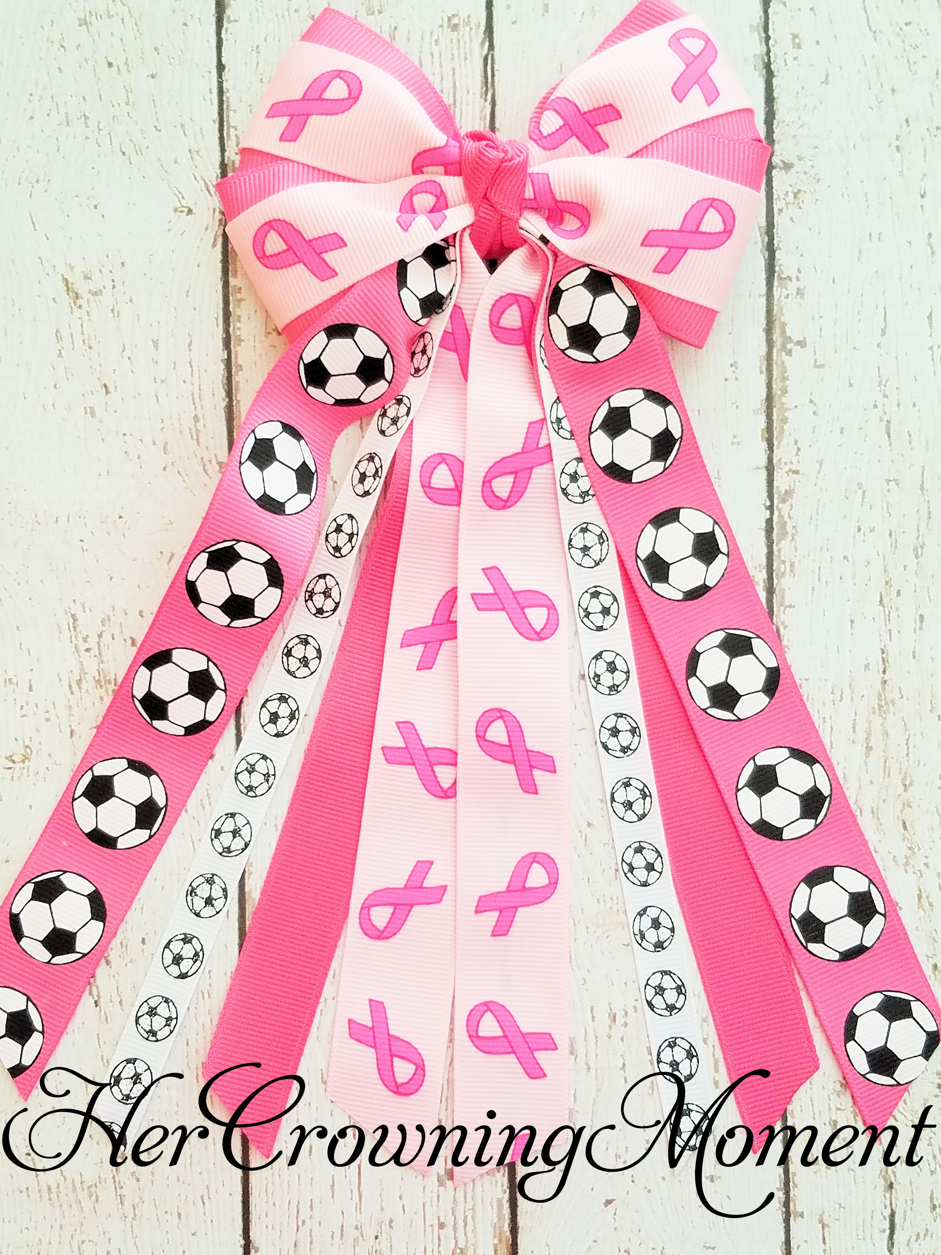 Breast Cancer Awareness Month and Soccer