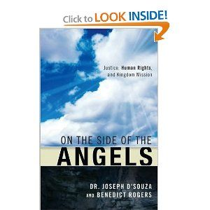 On the Side of Angels by Dr. Joseph D' Souza