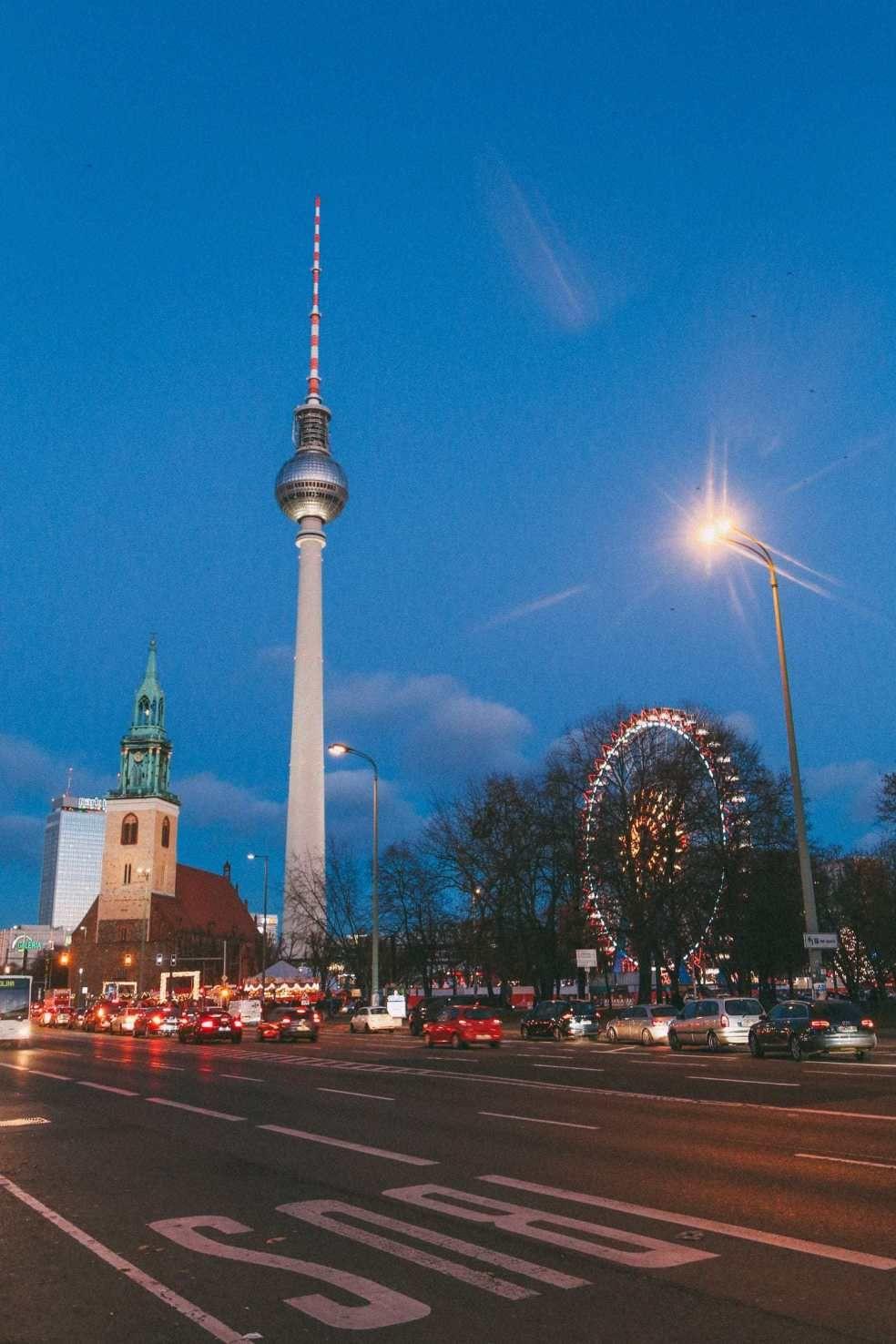 Christmas Market In Berlin, Germany Germany vacation