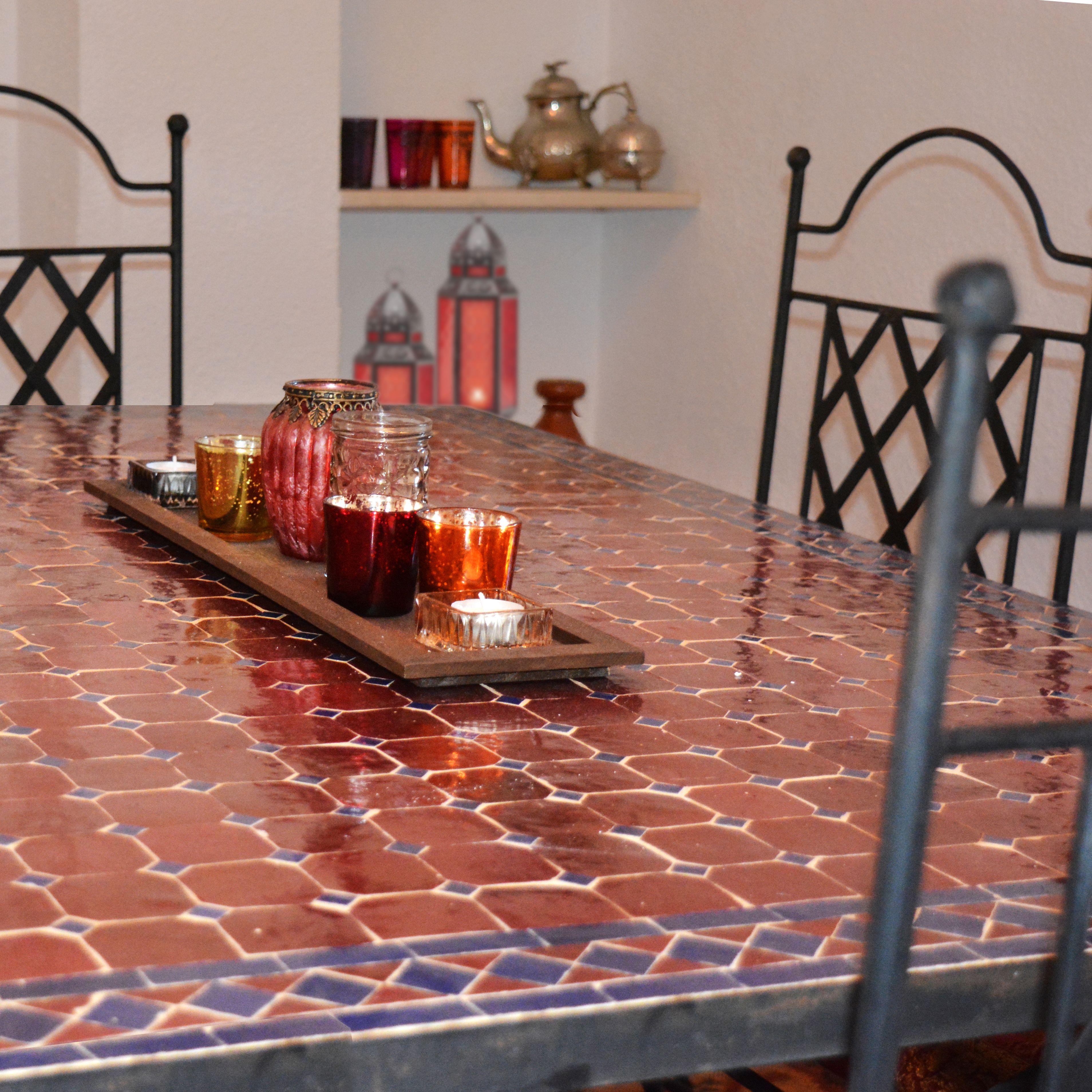 Table Zellige Diy
