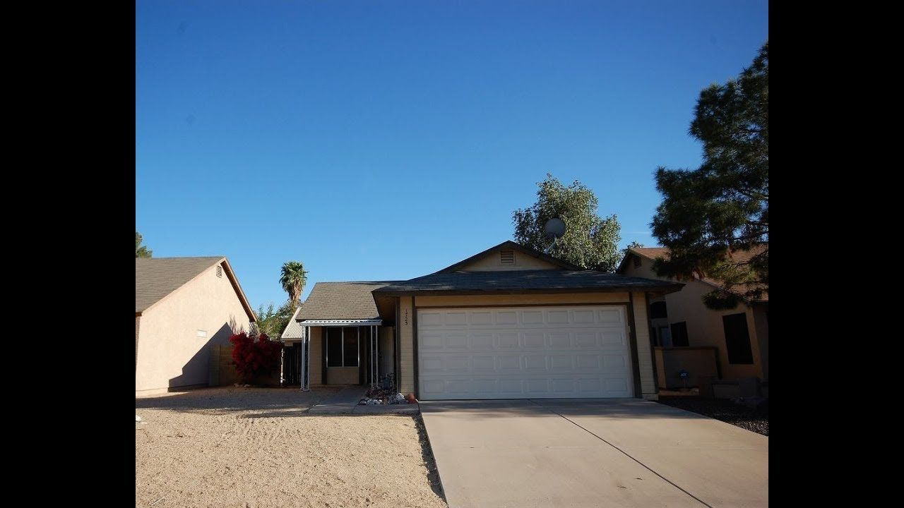 House For Rent In Phoenix 2br 2ba Address 1725 E Carson Rd Phoenix Az 85042 Brought To You By The Industry Renting A House Property Management Real Estate