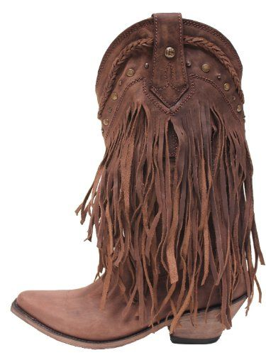 00614208222 Pin by Cindy Caluger on Cindy's Dream Closet | Black fringe boots ...