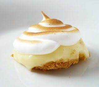 Lemon Meringue Bites...