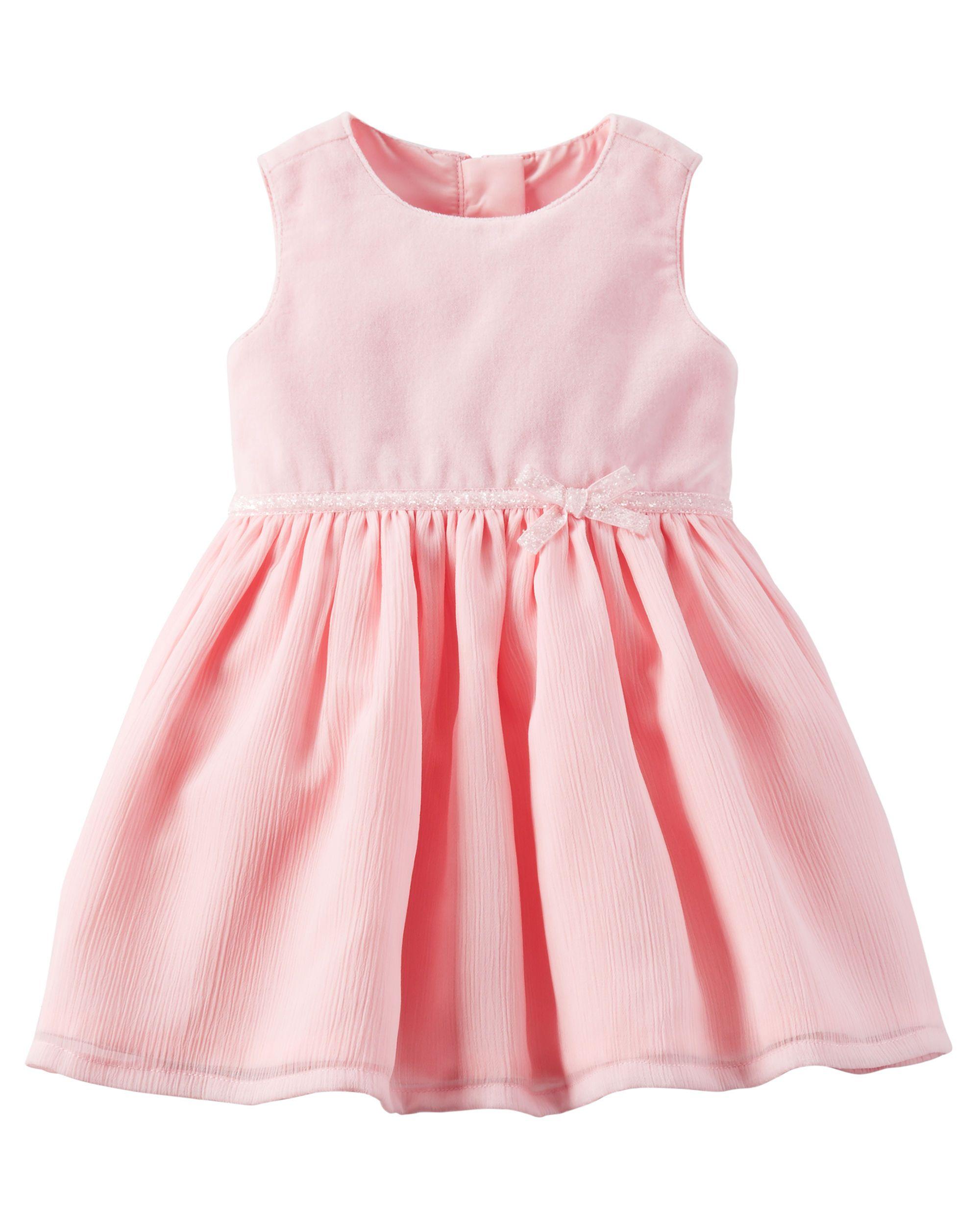 Velveteen Dress