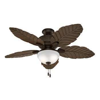 Hunter Fan Sable Ridge 52 Indoor Outdoor Ceiling Fan Ceiling Fan Outdoor Ceiling Fans Ceiling