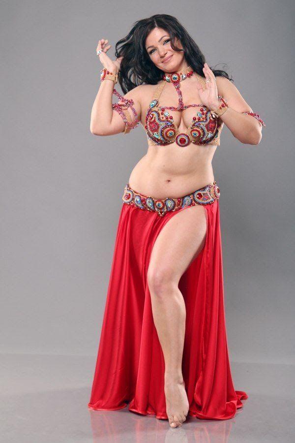 Sexy Sheer Blue Harem Girl Belly Dance Costume Lingerie Set