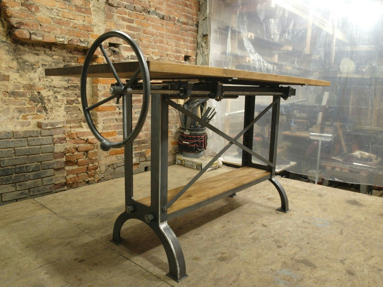 Perfect Industrial Drafting Tables, Industrial Furniture, Luxury Furniture,  Conference Table, Table Desk, Stand Up, Interior Design, Projects, Modern  Luxury