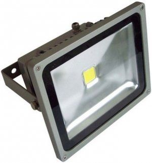 LED Flood Light 30W (Replace 70W-150W MH) by Eversale