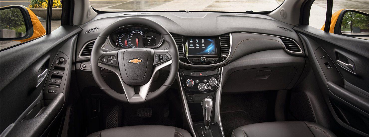 Nuevos controles al interior de chevrolet trax 2017 la camioneta nuevos controles al interior de chevrolet trax 2017 la camioneta suv crossover compacta sciox Image collections