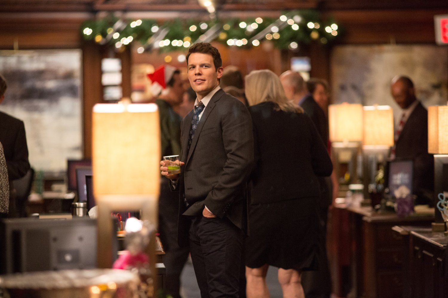 Jake lacy photos including production stills premiere photos and jake lacy in how to be single ccuart Choice Image