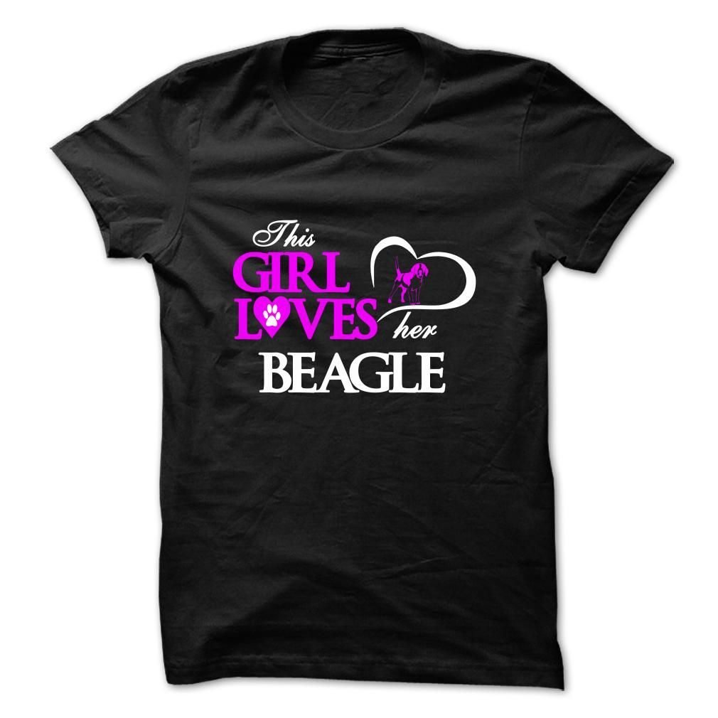 This Gril Love BEAGLE !!!