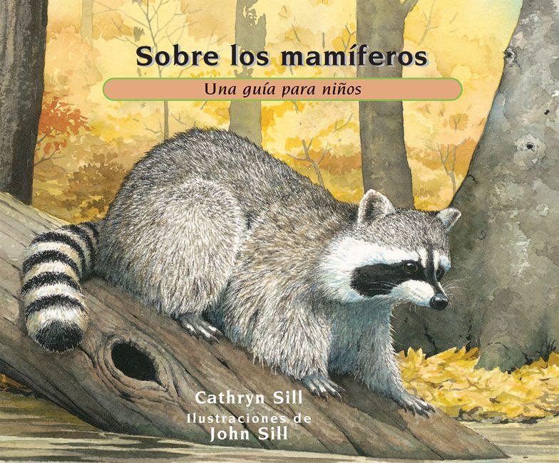 Sobre los mamíferos Mammals, Animals, Books