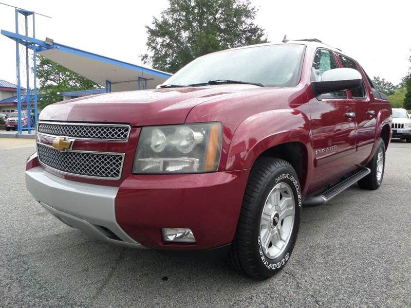 2007 Chevrolet Avalanche Pickup Trucks For Sale Trucks For Sale Used Cars