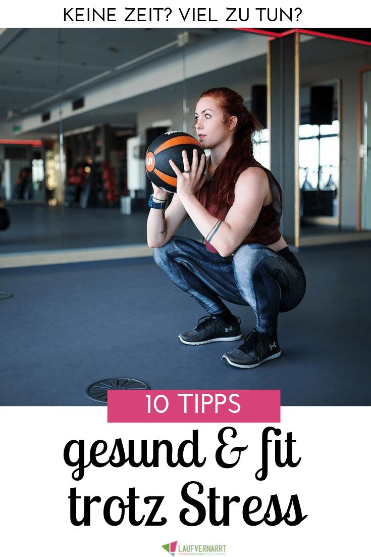 Photo of Gesund bleiben und in stressigen Phasen fit bleiben – die besten Tipps – gerne laufen
