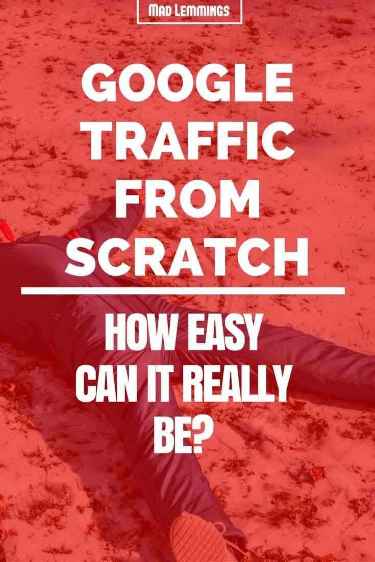 Do you want to get some serious traffic from Google? It is not as difficult as you think if only you do the right keyword research upfront.