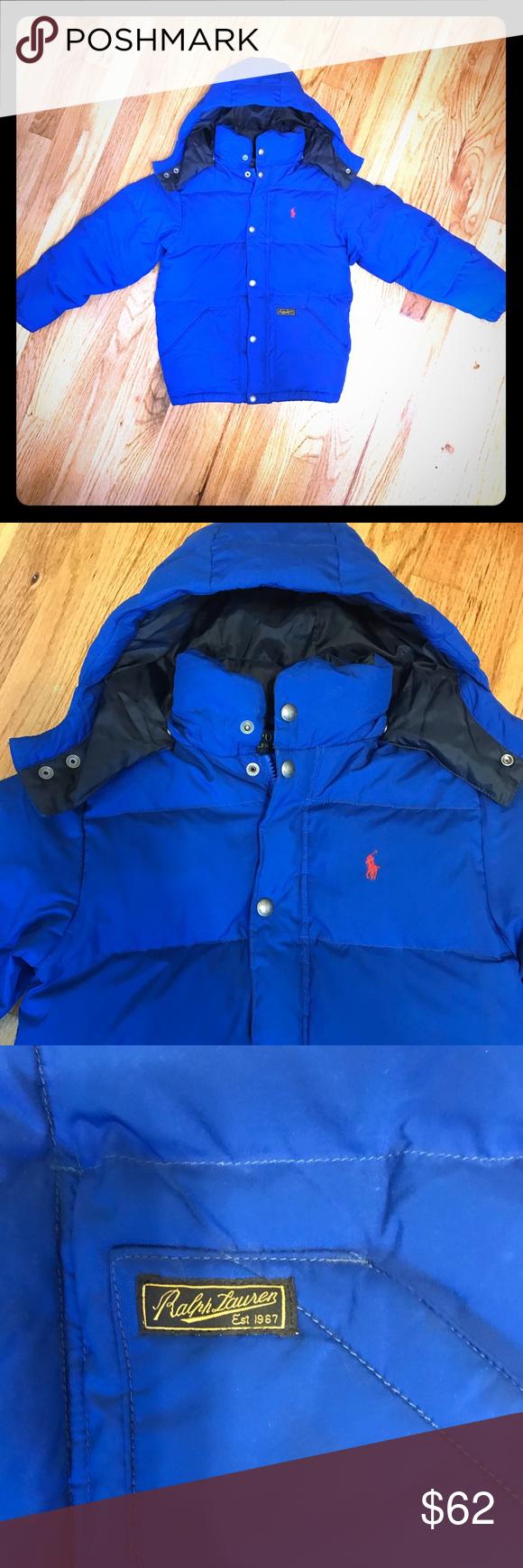 Polo Ralph Lauren Down Jacket W Removable Hood Down Jacket Polo Ralph Lauren Jackets [ 1740 x 580 Pixel ]