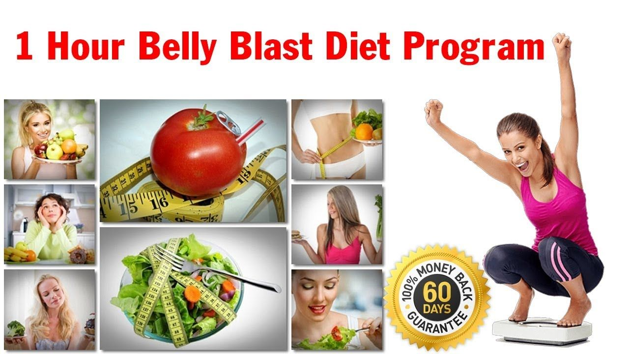Image result for 1 Hour Belly Blast Program