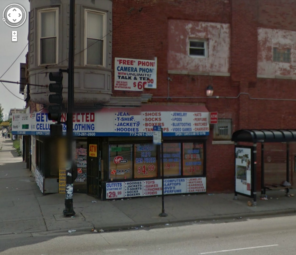 City Of Madisons Near West Side Is One >> Corner Of West Madison And Cicero On Chicago S West Side In The