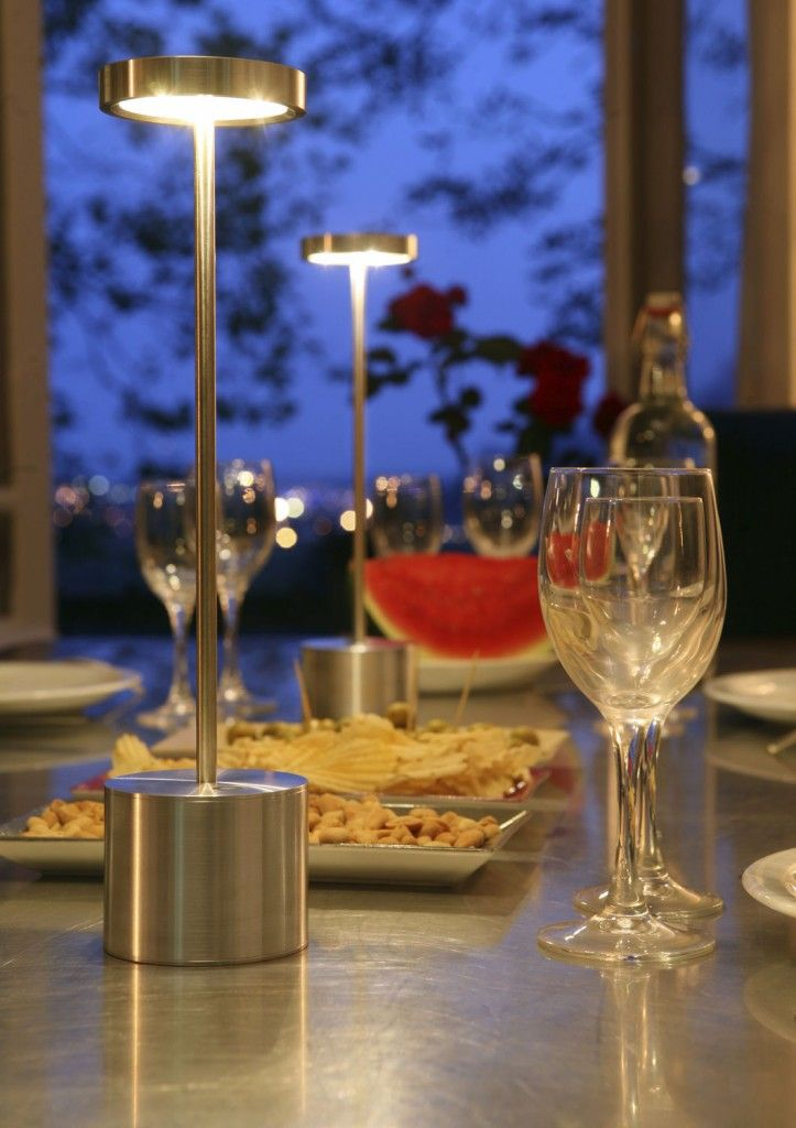 Delicieux Decoration, Cordless Rechargeable Design Table Lamps: Obtaining An Elegant  Look With Cordless Table Lamps
