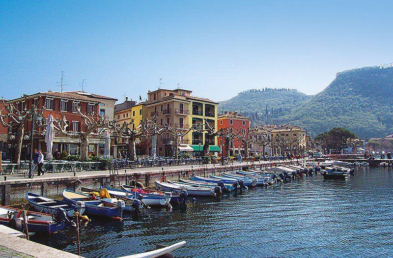Rundreise: 4-Seen-Zauber zwischen Lago Maggiore und Gardasee - Rundreisen Italien bei OLIMAR Reisen.