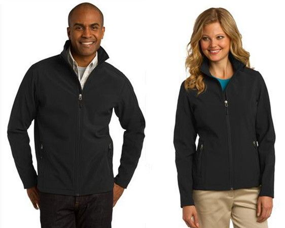 Port Authority Core Soft Shell Jacket from NYFifth