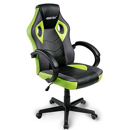 Phenomenal Merax Gaming High Back Chair Computer Swivel Chair Racing Ibusinesslaw Wood Chair Design Ideas Ibusinesslaworg
