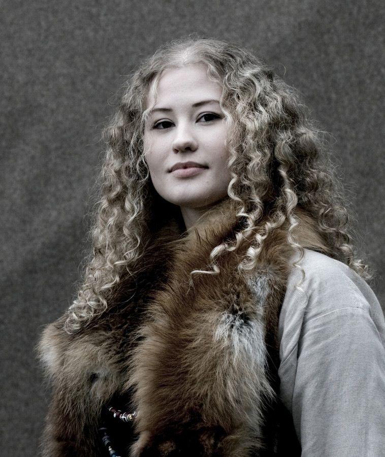 Viking Girl Vikings Viking Woman Viking Women