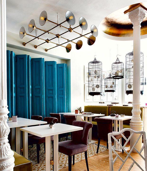 Canapé Jean Salon Decor Laskasas: Pasa Al Salón. Restaurante Creme De La Creme De Jean