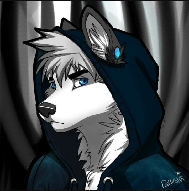 Pin By Herevern On Emo Anime Furry Art Anime Furry Anthro Furry