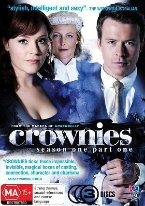 Crownies Season 1 Part 1 3 Dvd Set Crownies Season One Part One Episodes 1 11 Non Usa Format Pal Re Tv Entertainment The Best Films Tv Series