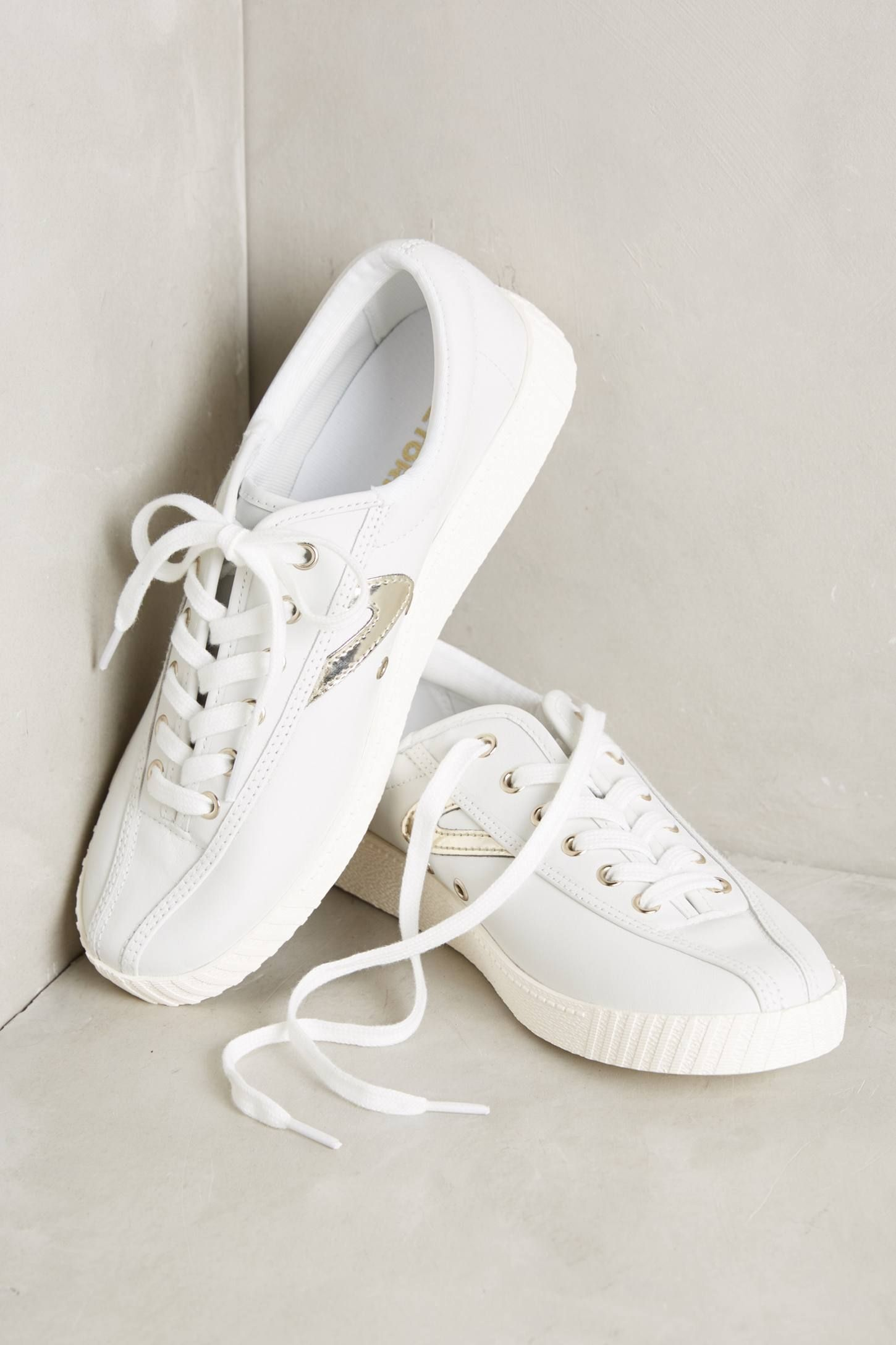 Tretorn Leather Sneakers | Tretorn