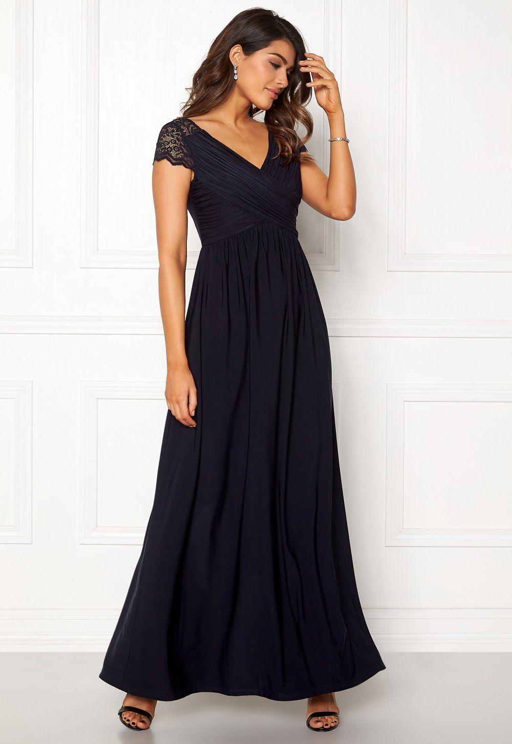 8c81bbc1ae7 Chiara Forthi Aurelia dress Dark blue - Bubbleroom   dress.. en 2019 ...